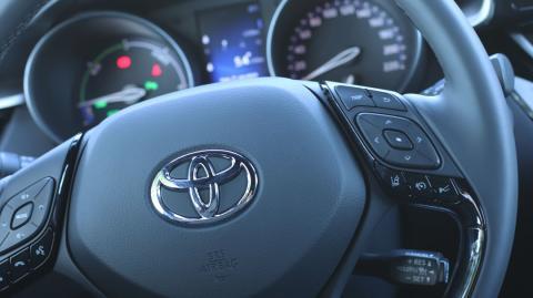 Volante del Toyota C-HR