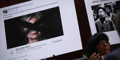 [RE] Trama Rusa Elecciones EEUU