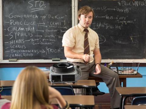 No todo lo que te enseñaron en educación sexual es necesariamente exacto.