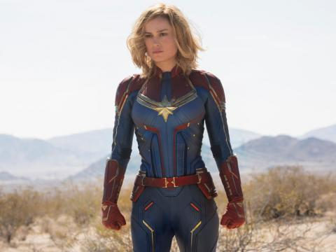 Captain Marvel just joined the Marvel Cinematic Universe. She can't be killed off this soon, right?