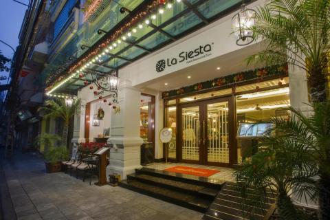 10. Hanoi La Siesta Hotel & Spa — Hanoi, Vietnam
