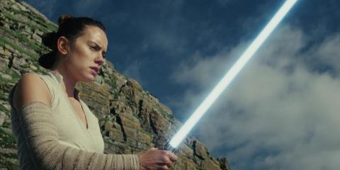 We're ready to see more of Jedi Rey.