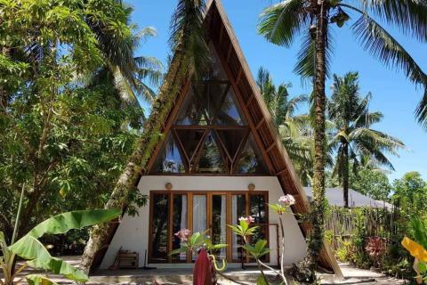 """10. El """"Triangle Siargao"""" en Filipinas sigue siendo un destino popular desde 2017."""
