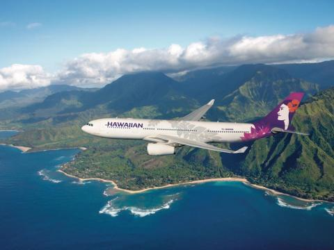 12. Hawaiian Airlines [RE]