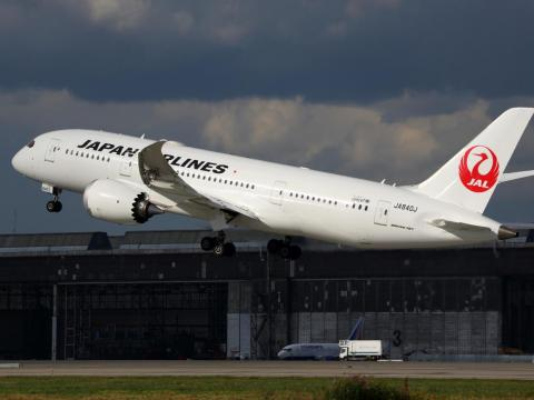 11. Japan Airlines
