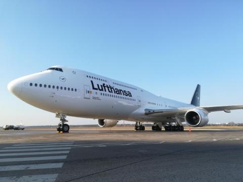 14. Lufthansa [RE]