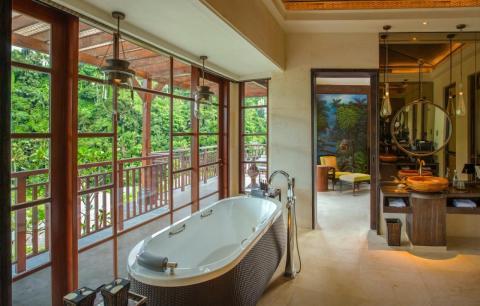 17. Mandapa, a Ritz-Carlton Reserve — Ubud, Bali, Indonesia