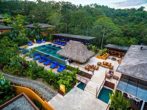 18. Nayara Springs — La Fortuna de San Carlos, Costa Rica
