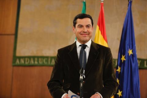 PP gobernará junto a ciudadanos en Andalucía