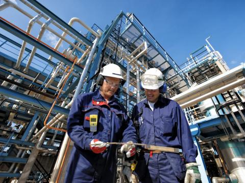 Petroleum engineering majors have a mid-career salary of $183,600 a year
