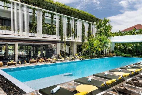 3. Viroth's Hotel — Siem Reap, Cambodia