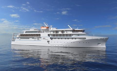 Coral Expeditions - Coral Adventurer