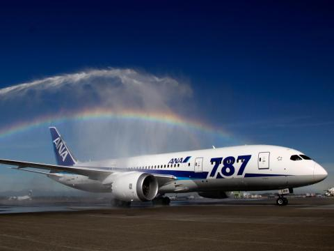 4. All Nippon Airways (ANA)
