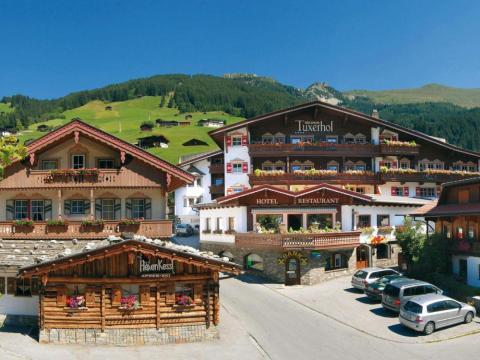 5. Hotel Alpin Spa Tuxerhof — Tux, Austria