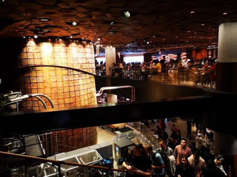 Starbucks Shanghái