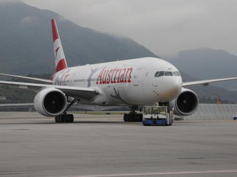 6. Austrian Airlines