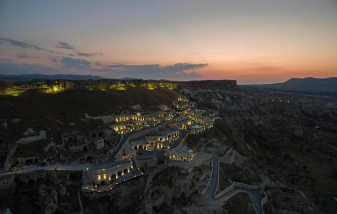 9. Kayakapi Premium Caves — Cappadocia, Urgup, Turkey