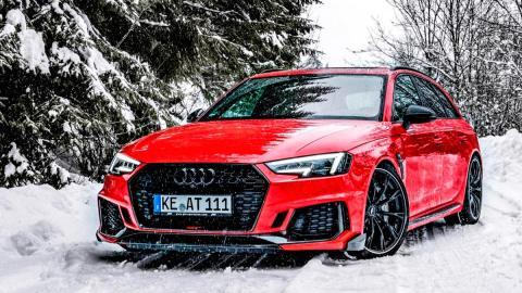 ABT RS4+ (nieve)