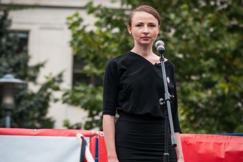 Agnieszka Dziemianowicz-Bąk.