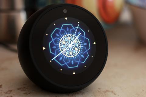 Amazon Echo Spot reloj
