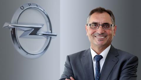 Antonio Cobo, Opel