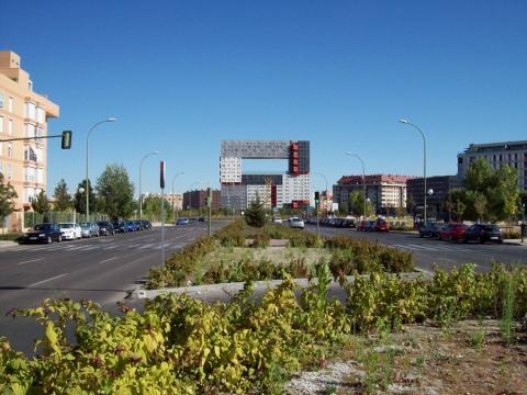 Avenida de Francisco Pi i Maragall, Hortaleza, Madrid