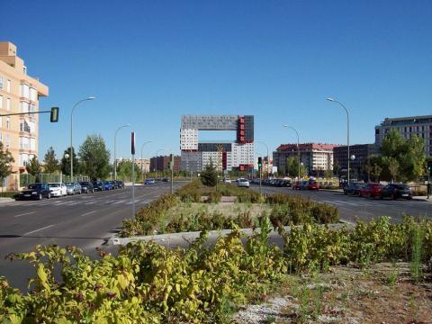 Avenida de Francisco Pi i Margall, Madrid