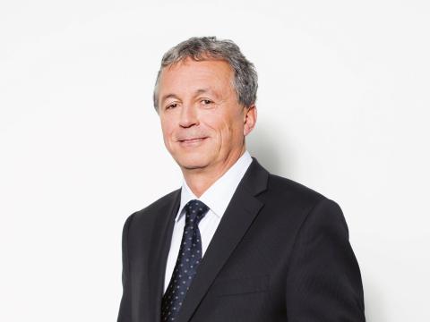 Bernhard Ehmer, CEO de Biotest.