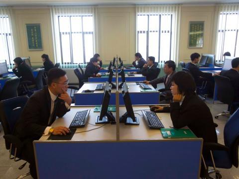 Casi nadie usa internet en Corea del Norte