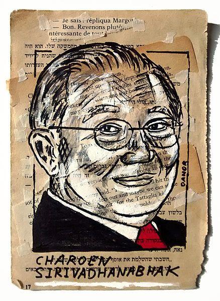 El fundador de Thai Beverages, Charoen Sirivadhanabhakdi