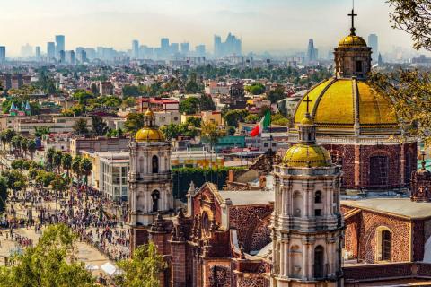 Ciudad de México [RE]