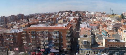 El Zofío. Usera. Madrid