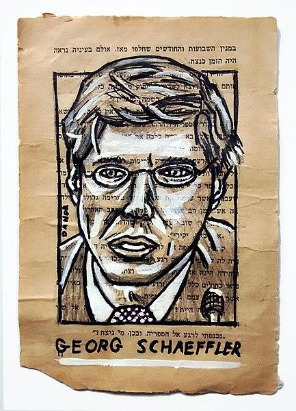 Georg Schaeffler, dueño de un 80% del holding INA Holding Schaeffler GmbH & Co. KG