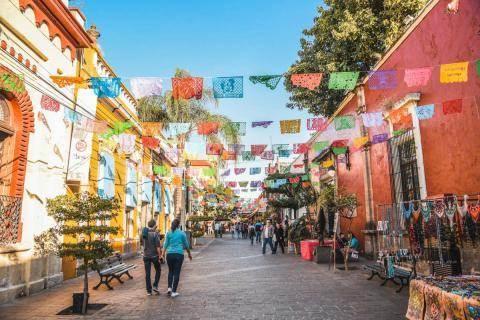 Guadalajara, en México.