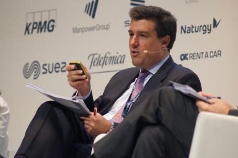 Ismael Clemente, CEO de Merlin Properties, en el foro CEDE