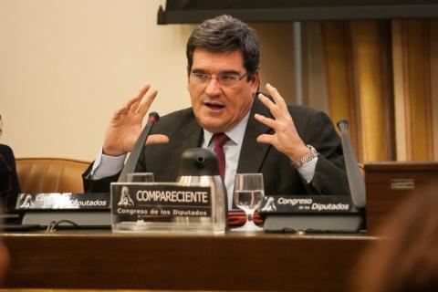 José Luis Escrivá, expresidente de la Airef y ministro de Seguridad Social.