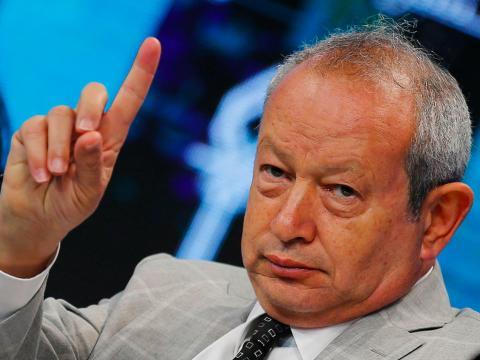 Naguib Sawiris, presidente de Orascom.