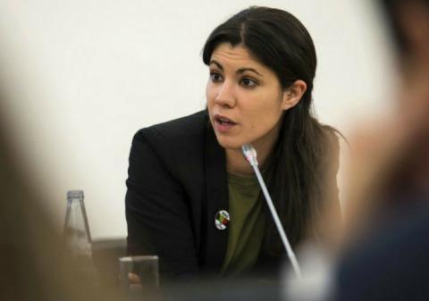 Mariana Mortágua.