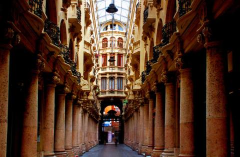 Pasaje Lodares en Albacete