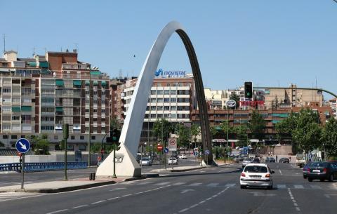 Puente de Ventas, Madrid