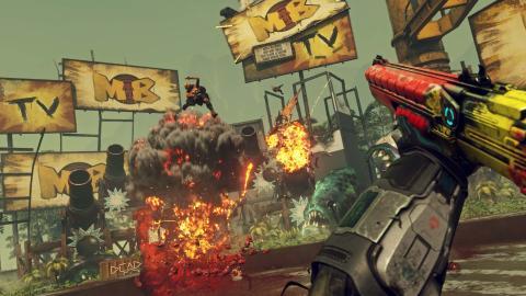 RAGE 2 PS4 Xbox One PC