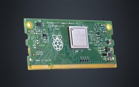 Raspberry Pi Compute Module 3 Plus