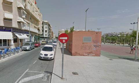 Sector 5-El Asilo-El Canal (Elche).