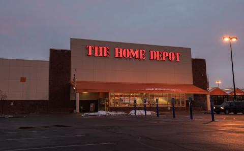 The Home Depot tienda