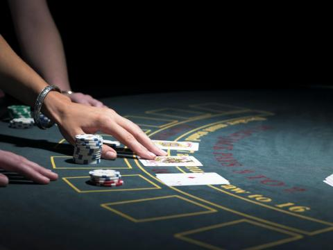 "According to a study by Forbes, depending on the game, the casino's ""house edge"" makes your odds of winning big fairly slim. If you do decide to play for hours, consider blackjack, where the odds are at least close to 50-50."