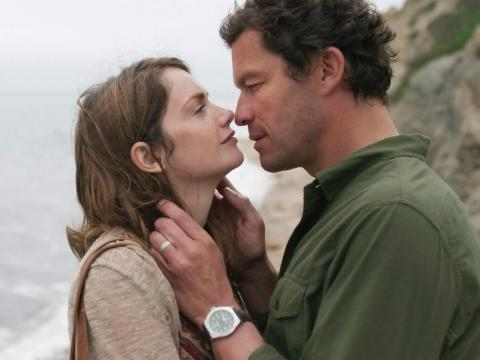 Ruth Wilson and Dominic West on the series.