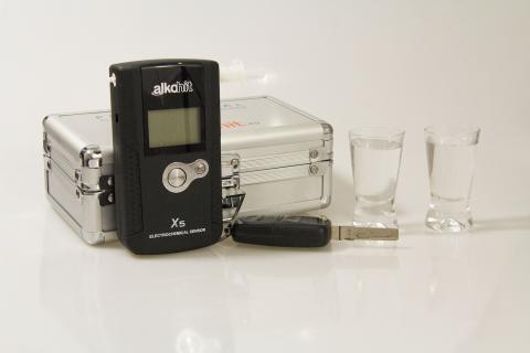 Alcoholímetro
