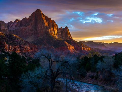 ... and the incredible Zion National Park.