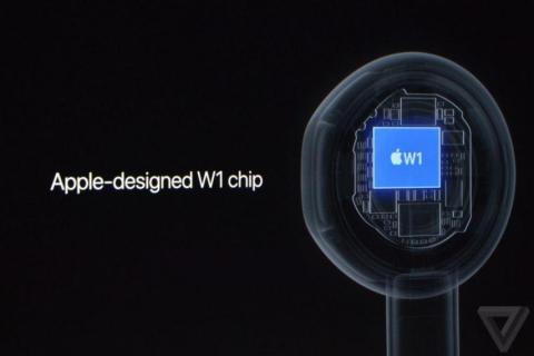 Apple chip W1