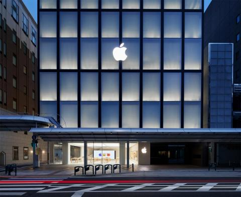 Apple opened its first store in Kyoto, Japan, last summer on Shijō Dori, the city's main technological and retail hub since the 1600s.